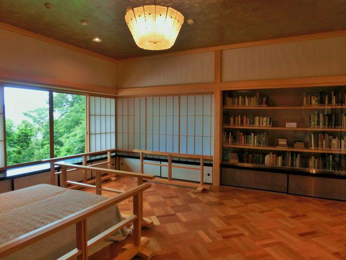 見どころの日本庭園