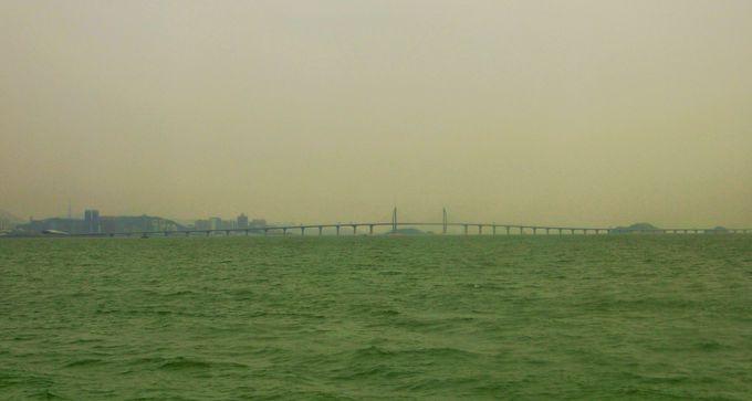 2018年10月に港珠澳大橋完成!