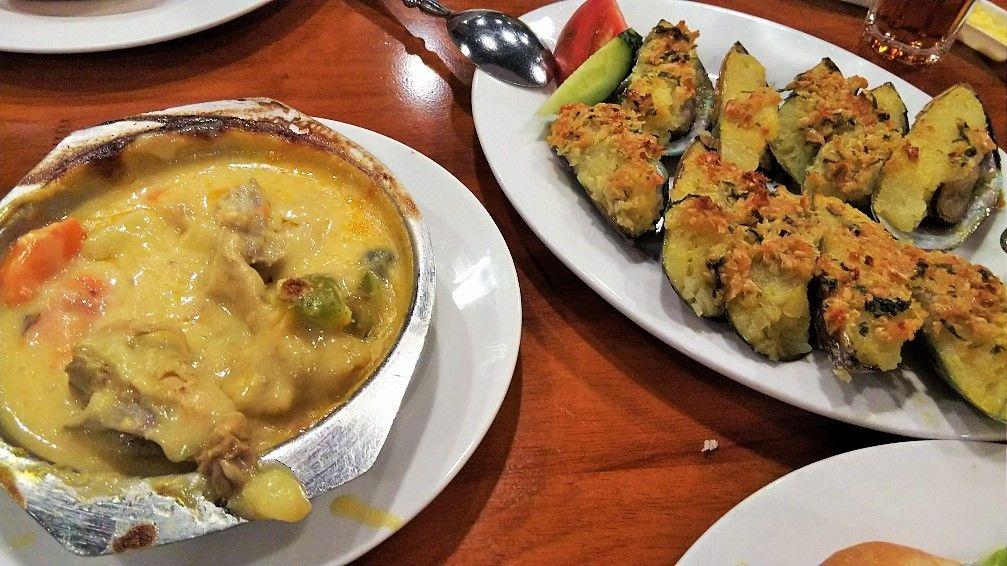 タイパ島のカジュアルな「ダンボレストラン」