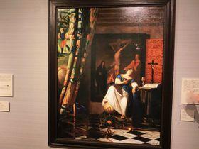 恵比寿ガーデンプレイスで「フェルメール」全作品37点が!音楽と指紋の謎展