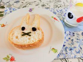 東京・高円寺「ベーカリー兎座LEPUS」のウサギ食ぱんが可愛すぎ!