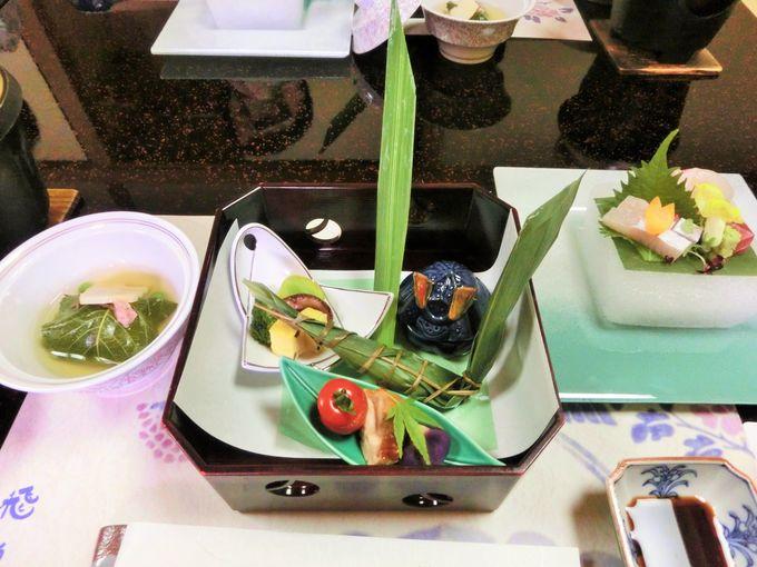 奈良の情緒が溢れる料理