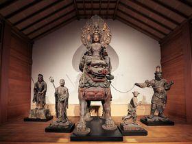 安倍晴明の修行の地!パワーが溢れる奈良「安倍文殊院」