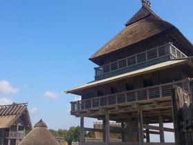 現代によみがえる古代の遺産 佐賀県・吉野ヶ里歴史公園