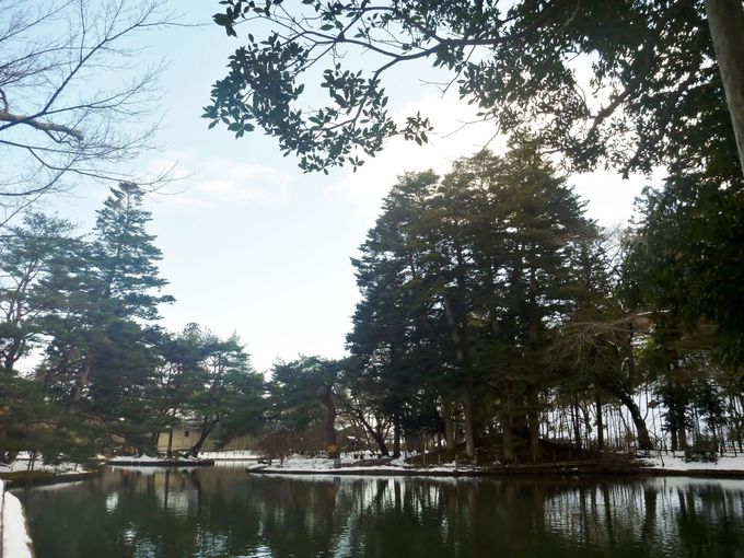 岩出山(いわでやま)を歩いて心静かに小京都を楽しむ