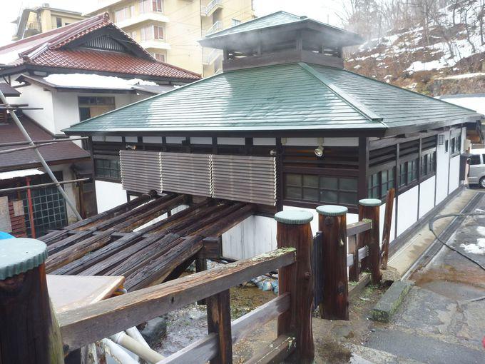 日本の名湯「東の横綱・鳴子の湯」を体験