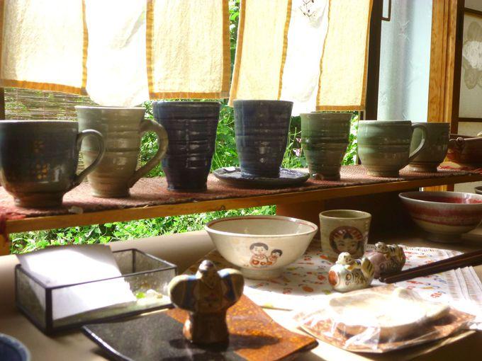 蔵王の豊かな恵みを形に表す陶芸作家夫妻