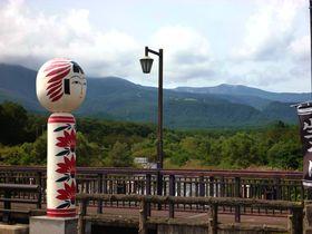 ぬくもりの湯とアートに囲まれほっこりと宮城・遠刈田温泉