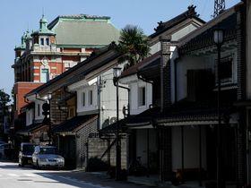 高岡に残る二つの古い町並み〜「山町筋」と「金屋町」を散策しよう!