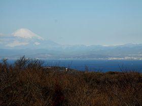 360度の大パノラマ!南アルプスも望める三浦半島「大楠山」