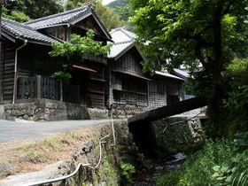 古代の東海道に残る伝統集落、焼津市「花沢の里」に見る原風景