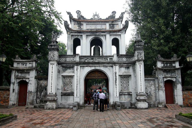 千年前まで遡る!文廟の歴史