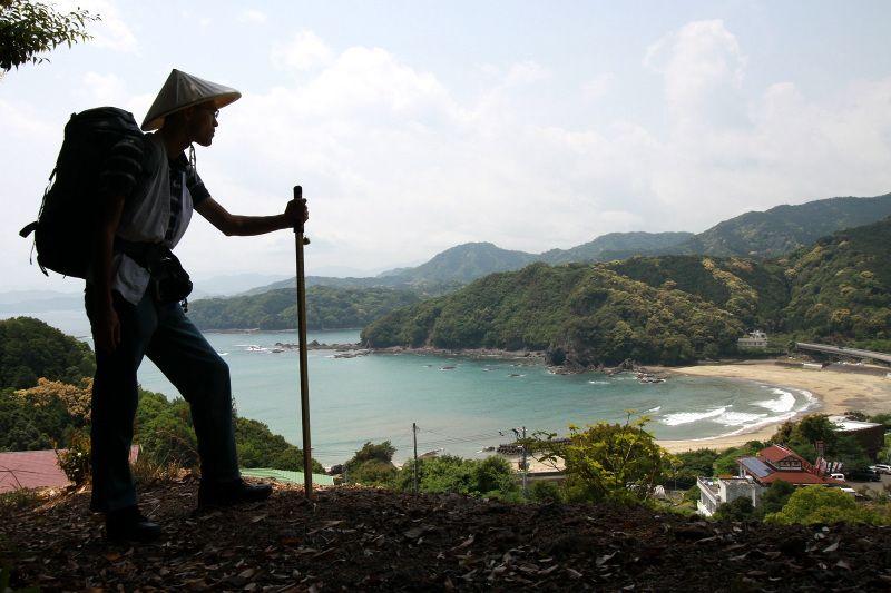 阿南に連なる心打つ景色の海岸線「八坂八浜」