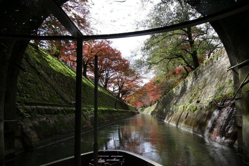 9.琵琶湖疎水・観光船