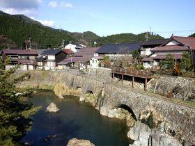 兵庫県・生野銀山の玄関「口銀谷」地区を歩いて巡る鉱山町の風景