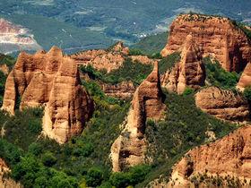 ローマ帝国が築いた人工絶景!スペイン「ラス・メドゥラス」