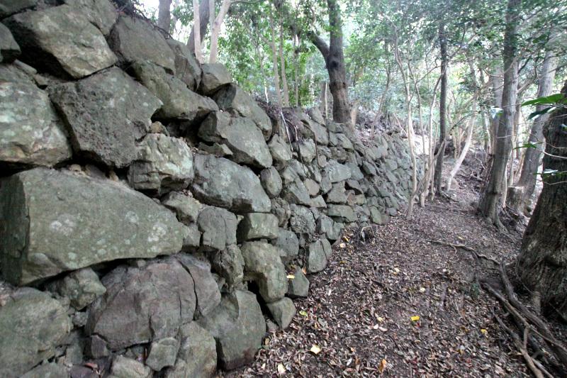 珍しい「登石垣」と壮大な「本丸大石段」に目を見張る!