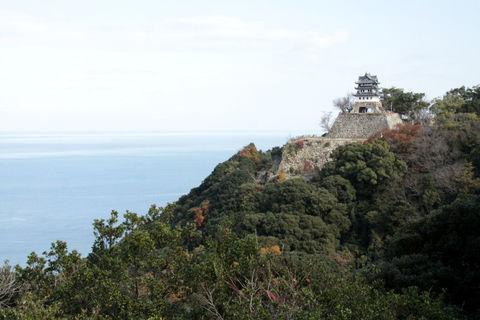 城下町が一望のもとに!淡路島の支配拠点「洲本城」の歩き方