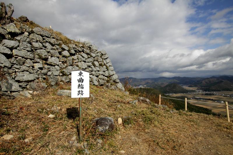 登城路は「ゆるやかコース」と「急坂コース」の2通り