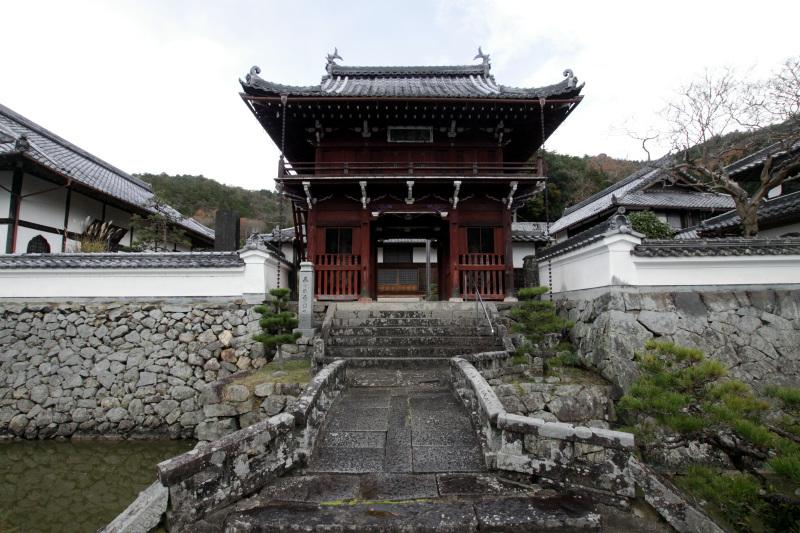 下館跡の「興禅寺」は春日局の生誕地!