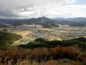 360度のパノラマ絶景!兵庫県丹波市「黒井城」に登ろう