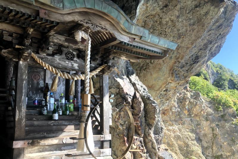 日本一危険な神社!?北海道せたな町「太田山神社」では無理をせず