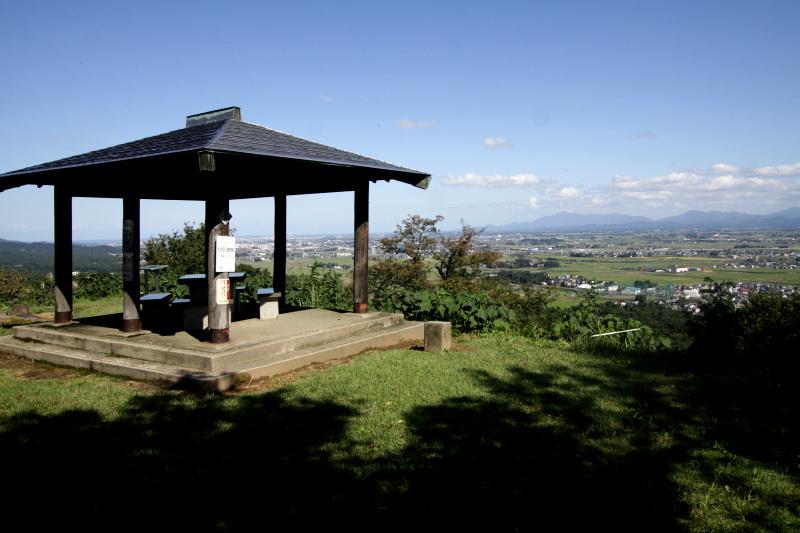 上杉景虎自刃の地~新潟県妙高市に残る中世山城「鮫ヶ尾城」