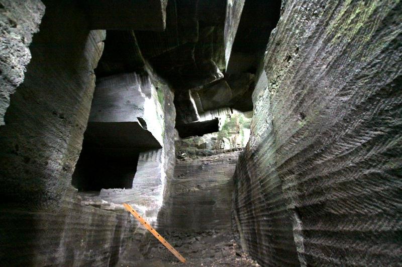 南伊豆の知られざる石切り場を巡る「カノー伝説」って何だ!?