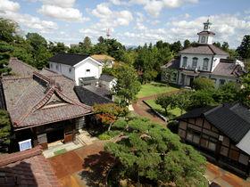 重文建築3棟と名勝庭園が集結!山形県鶴岡市「致道博物館」