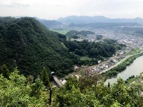 小早川隆景が築いた山城!広島県三原市「新高山城」に登ろう