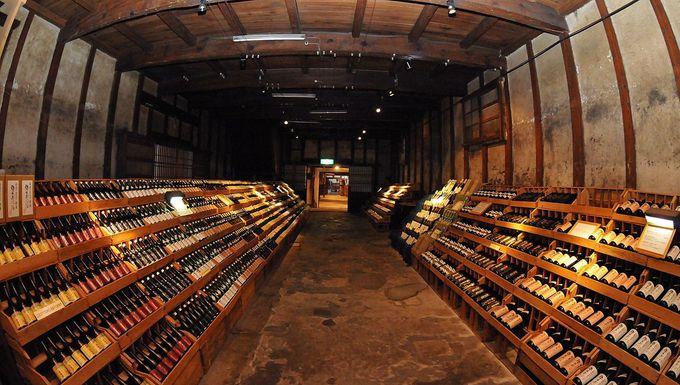 喜多方は多くの酒蔵が並ぶ街。