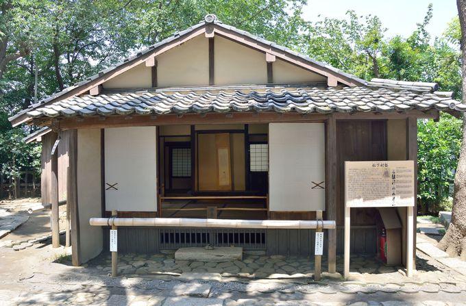 沿線観光の始めは、松陰神社に行って、吉田松陰先生の明晰な頭脳の御利益を受けよう