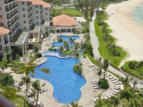 ホテル全部が遊び場!沖縄「ザ・ブセナテラス」の魅力をご紹介