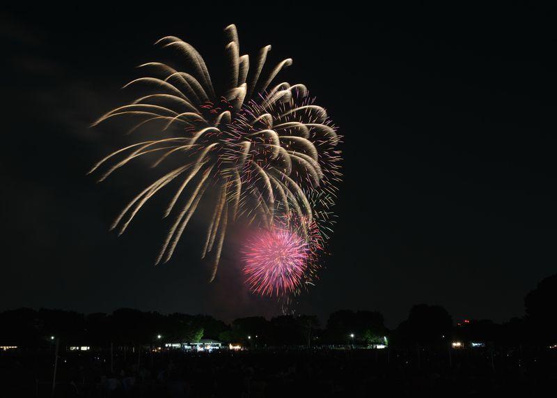 撮影に最適!「立川まつり昭和記念公園花火大会」で花火を撮ろう