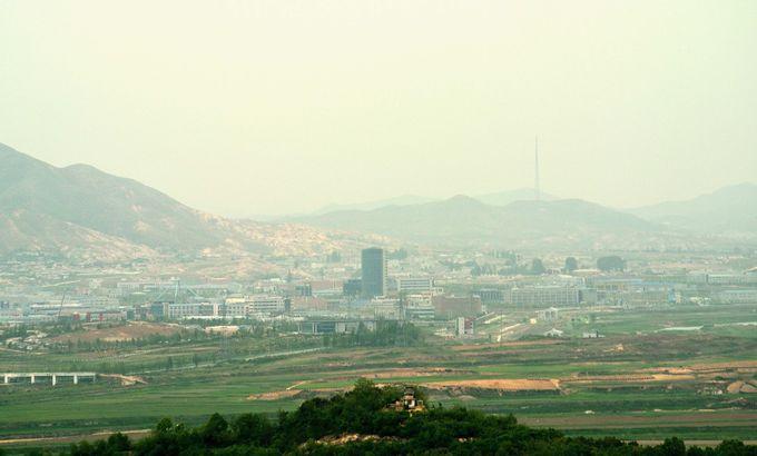 4.南北境界線(DMZ)/ソウル
