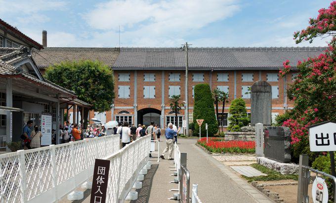 群馬が誇る世界遺産!日本初の官営模範製糸工場「富岡製糸場」