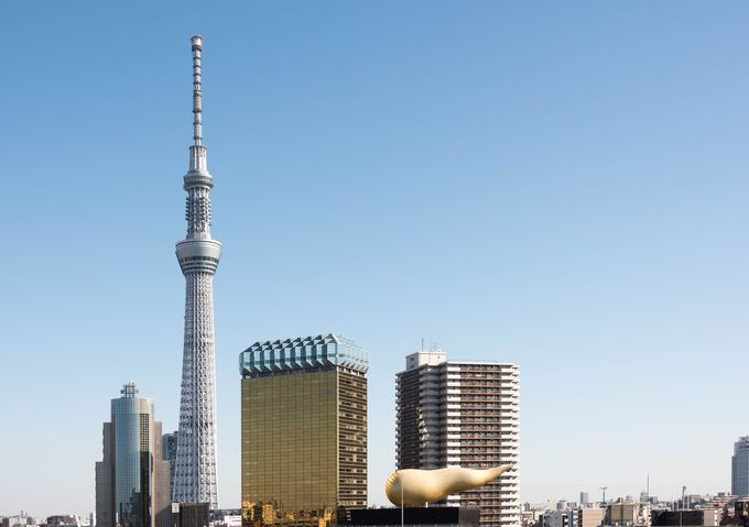 3.東京スカイツリータウンの観光スポット