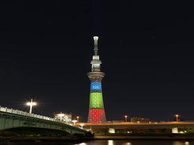 どこから見ても絵になる東京スカイツリー。その姿を美しく収める撮影ポイントは?
