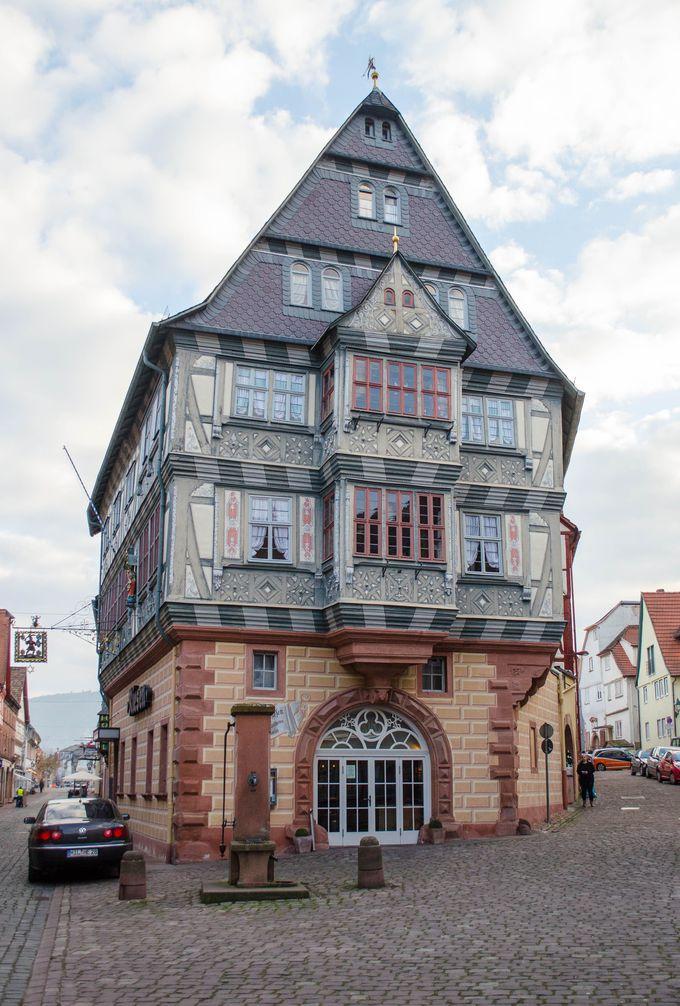 ドイツで一番古いホテルがある街。マイナータウン「ミルテンベルグ」。中世にタイムスリップ!