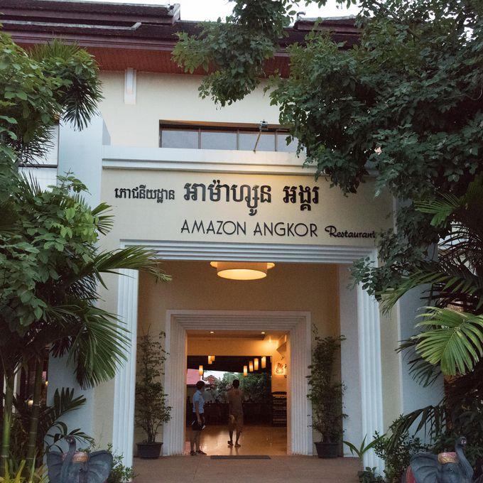 カンボジア観光の拠点・シェムリアップ