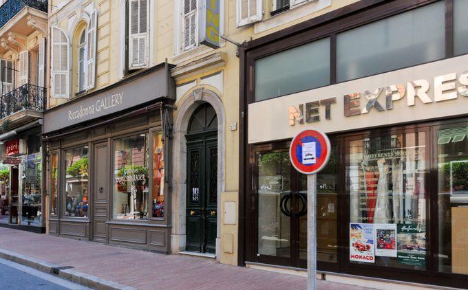 モナコの原点、旧市街地区、ヴィルに行ってみよう