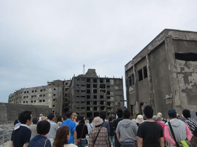 日本で最初の高層コンクリート造りアパート群!