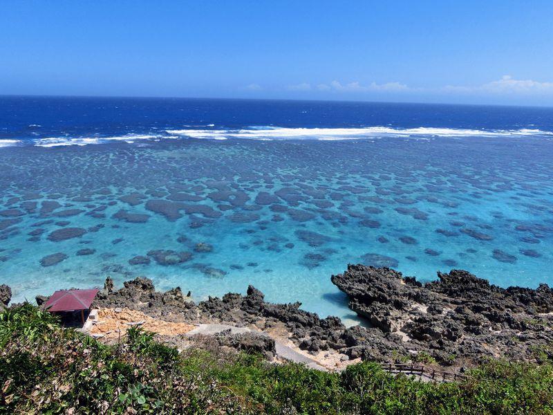 沖縄で一番キレイな色の海、宮古島と近辺諸島を堪能できる展望台ベスト5!