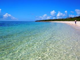 海と砂浜と青空だけでイイ!沖縄離島の美し過ぎるビーチ10選