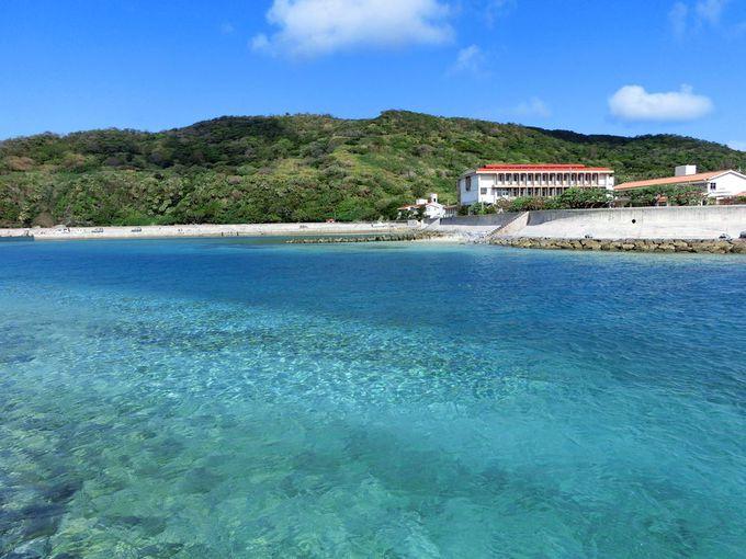 慶良間諸島で静かに過ごす。慶留間島&外地島