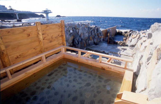 日本三古湯の一つ「南紀白浜温泉」で絶景露天風呂を堪能