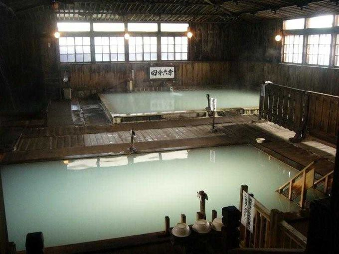 1.酸ヶ湯温泉