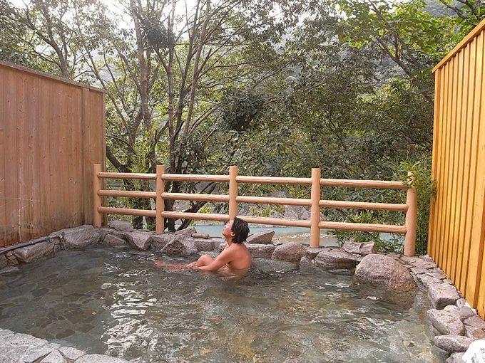 湯泉地温泉共同浴場「泉湯」