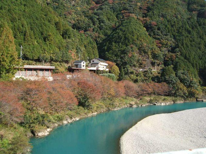 大自然のど真ん中の村 十津川村