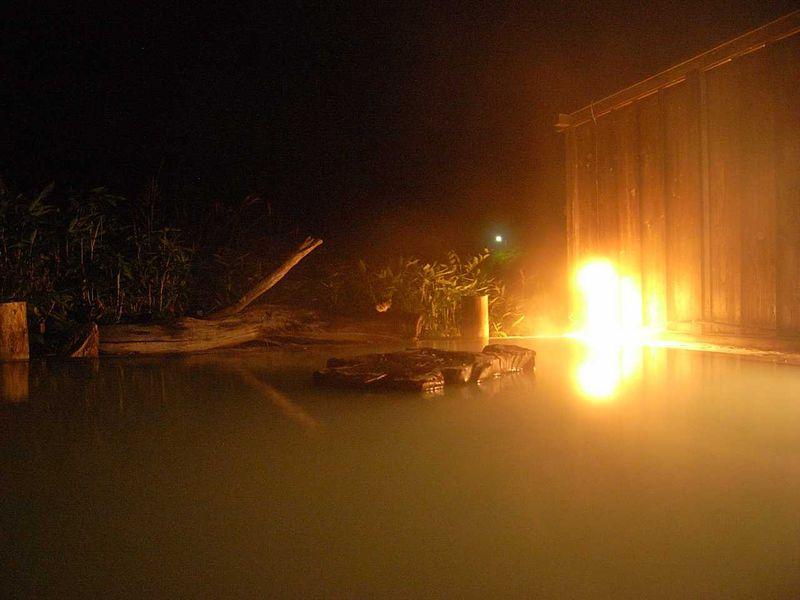 万座温泉は日本の名湯です!